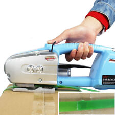 Handheld Strapping Machine Electric Plastic PP Belt Strapper Tool Battery Power