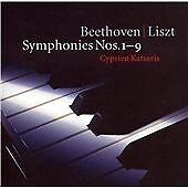 Franz Liszt - Beethoven / Lizst: The Symphonies Nos. 1-9 [Box Set] (2003)