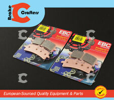 2008 - 2012 KTM 1190 RC8 RC 8 - FRONT EBC HH RATED SINTERED BRAKE PADS - 2 PAIRS
