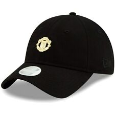 Manchester United New Era Women's Mini-Crest 9TWENTY Adjustable Hat