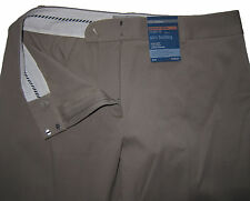 New Womens Marks and Spencer Brown Slim Bootleg Trousers Size 10 Medium DEFECT