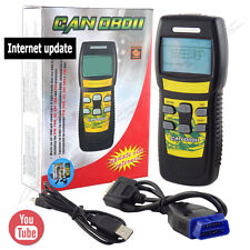 Fits Lexus CT GS IS LS RX SC C F OBD2 CAN BUS Code Reader Diagnostic Scanner