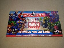 Personnalisable Marvel Monopoly Board Game
