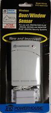 New X-10 Home Security Wireless DOOR/WINDOW Sensor DS10A White