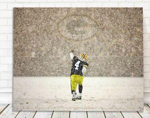 Brett Farve - Green Bay Packers - Wall Art, Sports Art Print