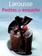 Libros de cocina y gastronomía postres