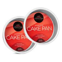 "2-Piece Round Cake Pan Set - 6"" x 2"" Deep"