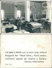 Catania Sant Agata li Battiati Ristorante Bar Nord Ovest