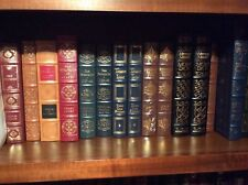 EASTON PRESS Leather Bound Books In Very Fine Condition! Price is for 1 book.