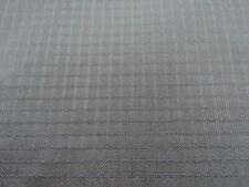 "210D Nylon Ripstop ""Gray ""Water Repellent,58""- 60"" wide Commercial Grade 1 yd"