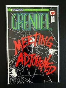 GRENDEL #28 COMICO COMICS 1989 NM+ 1ST SERIES (1986)
