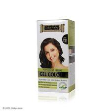 2 x Indus valley Permanent Gel 3.00 Dark brown Color 100% Natural Hair