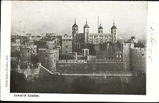 1903 LONDON ~ TOWER OF LONDON ~ GALE & POLDEN, Wellington Series