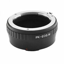 Pentax K PK Lens to Canon EOS M EF-M Mount Mirrorless Camera Adaptateur Bague