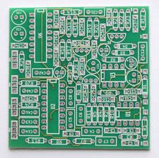 PT80 plus Delay PCB for DIY guitar effect pedal