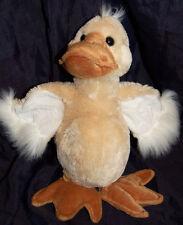 Ente so süß gelb weiß Stofftier Plüschente 40 cm int.Nr.069