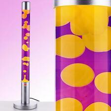 MIA A1796N Lava ↥760mm/ Retro/ Lila/ Orange/ Lampe Lavalampe Lavaleuchte Magmala