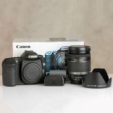Canon EOS 50D 15.1MP DSLR Camera + EF-S 18-200mm f3.5-5.6 IS Lens & Extras!