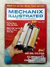 MECHANIX ILLUSTRATED MAGAZINE Back Issue APRIL 1967