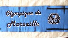 écharpe club football OM Olympique de Marseille produit officiel