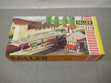 Faller  2110 Bahnhof Neustadt Bausatz H0 Neu (MF14)