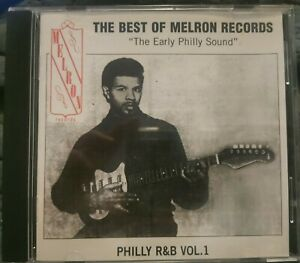 The Best Of Merlon Records Early Philly Sound