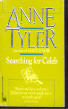 Searching For Caleb by Anne Tyler (1993, Paperback)