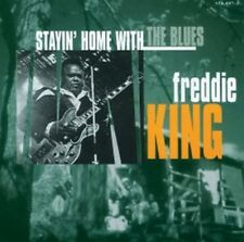 King Freddie - Stayin' At Home With The Bl (NEW CD)