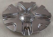 Tyfun Wheels Chrome Custom Wheel Center Cap Caps # Sj904-08 / New on Shelf!
