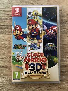 Super Mario 3D All Stars - Nintendo SWITCH - No Reserve! 🍄