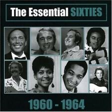 THE ESSENTIAL SIXTIES 1960-1964 2CD NEW 60's Jim Reeves Johnnie Ray Roy Orbison
