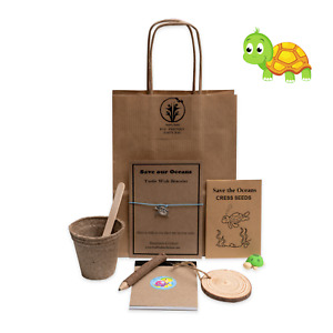 Eco Friendly Birthday Party Bags, Plastic-free, pre-filled by Healthy Family