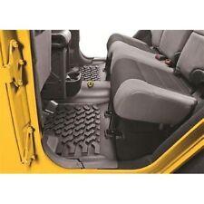 Bestop 51504-01 Rear Floor Mats For Jeep Wrangler Unlimited 2007-2018