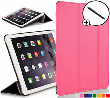 Forefront Cases Apple iPad Mini 1 / 2 / 3 Leather Shell Smart Case Cover Stylus