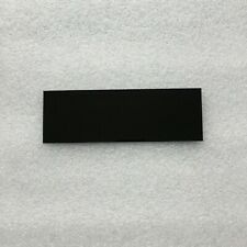 50*150*2.0mm UV Pass Filter ZWB1 UG11 340nm bandpass glass for Analyzer