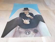 JACQUES HIGELIN - Mini poster couleurs 5 !!!!!!!!!!!!