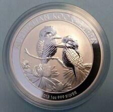 2013 Kookaburra - 1 Oz .999 Silver Coin (ENCAPSULATED) #3