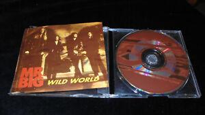 Mr. Big – Wild World  1993 ATLANTIC Germany single CD