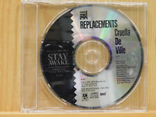 The Replacements Cruella De Ville Promo CD 1988 A & M Records