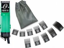 New Oster Classic 76 Green Color Limited Edition Hair Clipper+10 PC