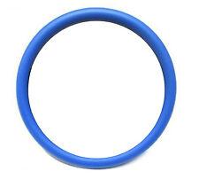 """14"""" Blue Vinyl Steering Wheel Half Wrap for Forever Sharp Wheels - Ships Free!"""