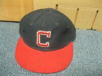 1978-79 Indians #27 Jim Norris Game Used Baseball Hat