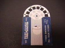 Sawyer's Viewmaster Reel, 1955 Zugspitze Germany, 1506