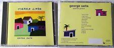 Georg salta Spanish Guitars-Tierra Linda... CD Top