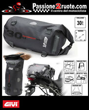 Borsa Rullo Zaino sella moto impermeabile Givi wp402 waterproof 30 lt