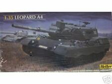 Heller 1/35 Leopard A4 German Tank Model Kit  Metal & Photo Etched Parts 81136