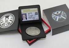 Marvel The Avengers Agents of S.H.I.E.L.D. shield  badge  Coulson Prop Replica