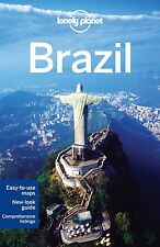 Lonely Planet Brazil (Travel Guide) (Paperback) by Regis St. Louis
