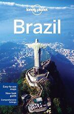 Lonely Planet Brazil by Gregor Clark, , John Noble, Gary Chandler, NEW BOOK