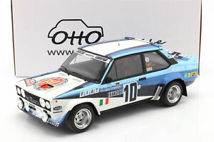 Fiat 131 Abarth #10 Winner Rallye Monte Carlo 1980 Röhrl, Geistdörfer 1:12 Ott